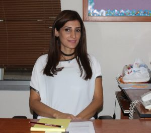 BBS Siham Fakhreddine Head of SMART Program